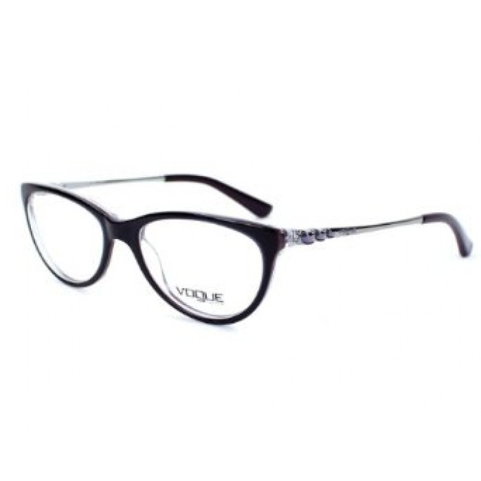 Eyeglass Frames Vogue : vogue vo3814 eyeglasses frames prescription lenses fit ...